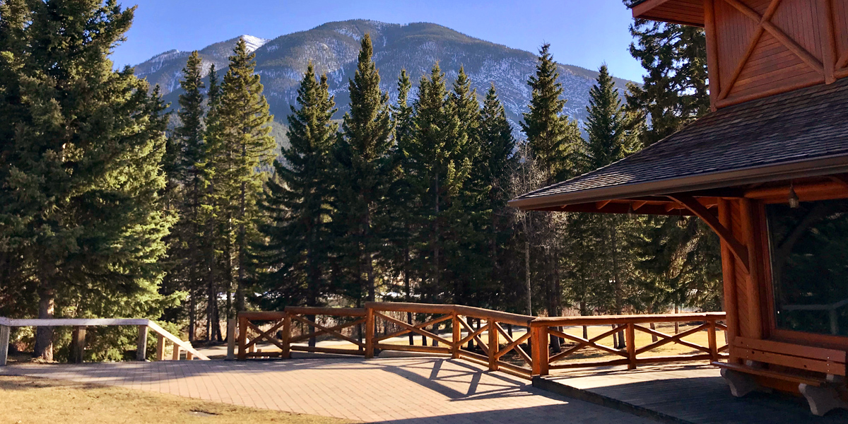 History, culture, the environment and photo hotspots on The Banff Walk.